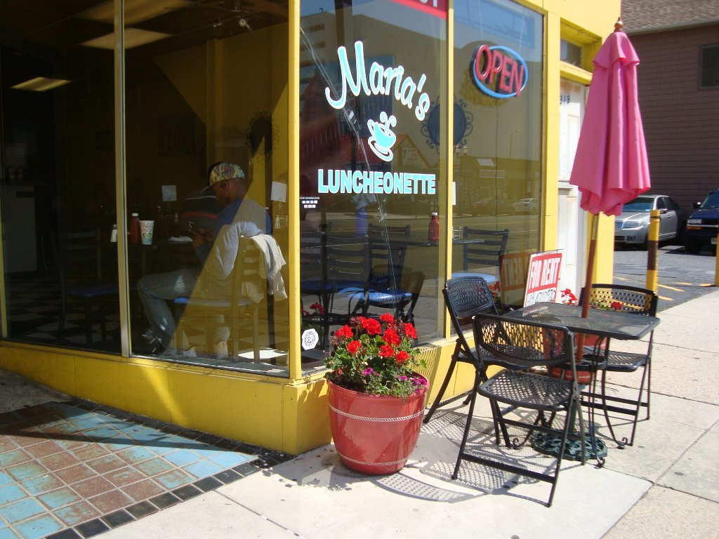 Maria`s Luncheonette