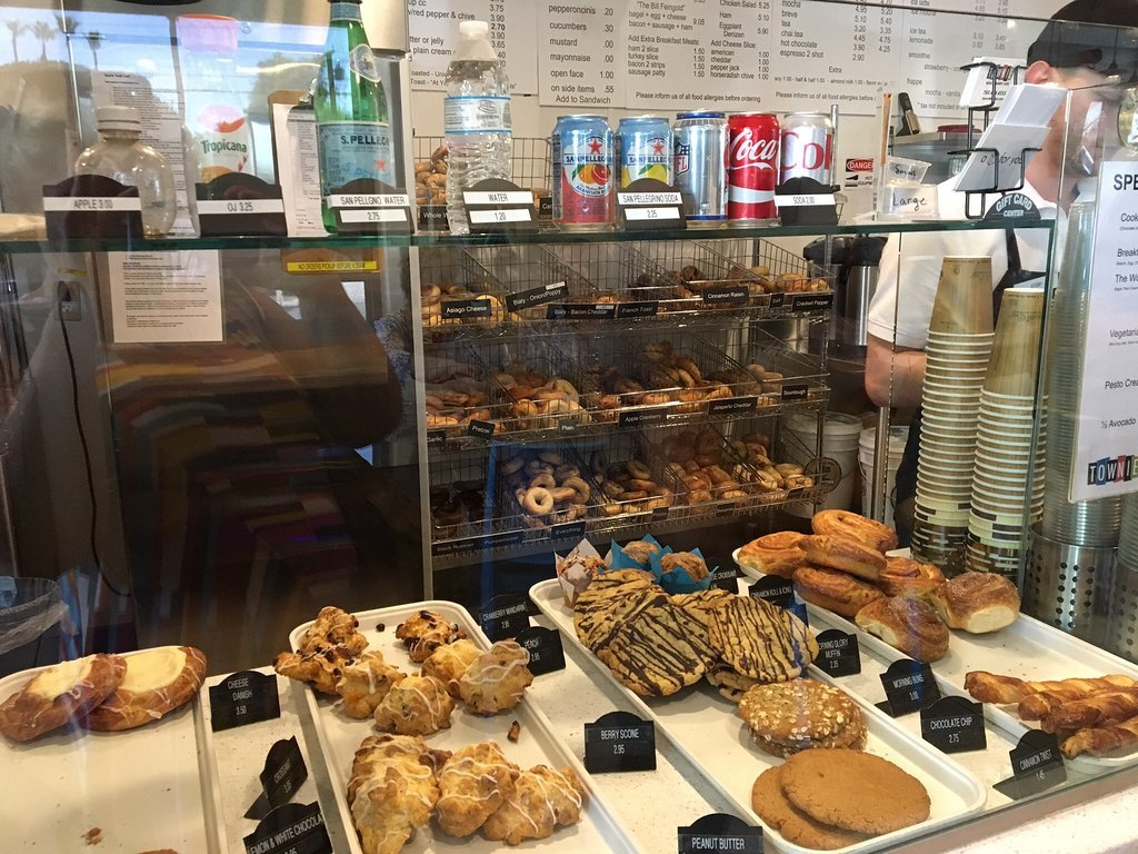 Townie Bagels Bakery and Cafe