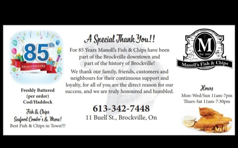 Manoll`s Fish & Chips