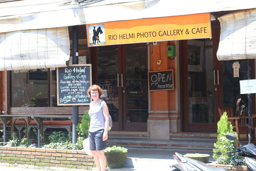 Rio Helmi Gallery and Cafe