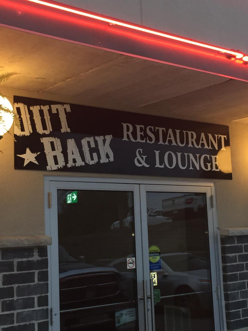 Out Back Restaurant & Lounge