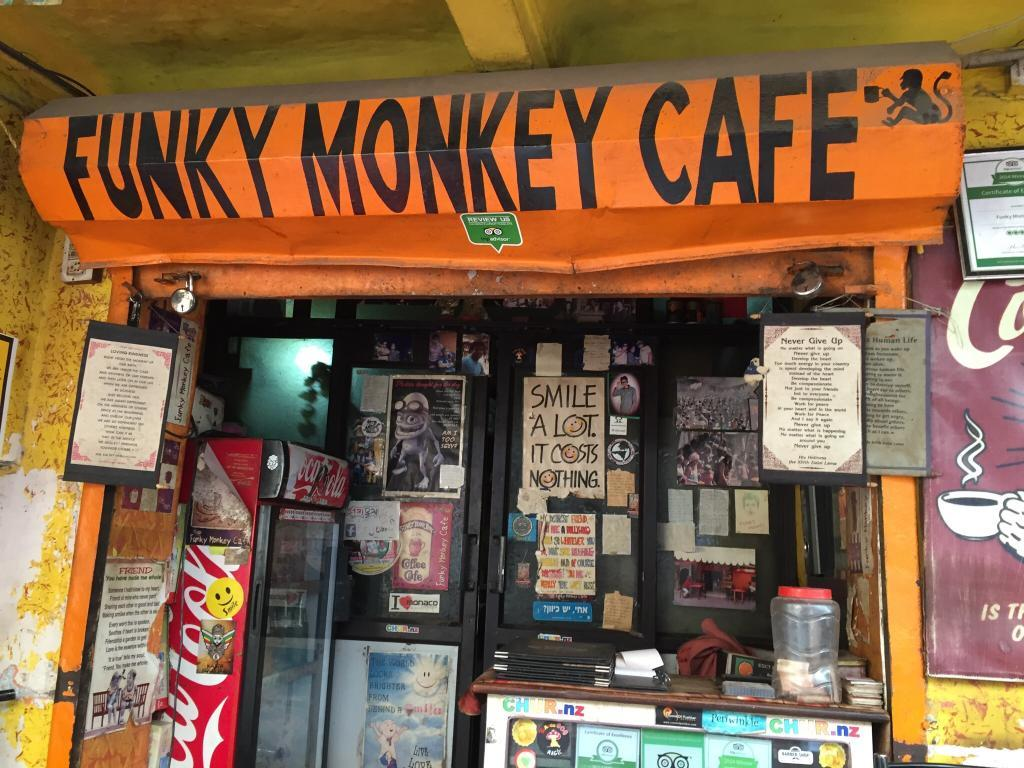Funky Monkey Cafe