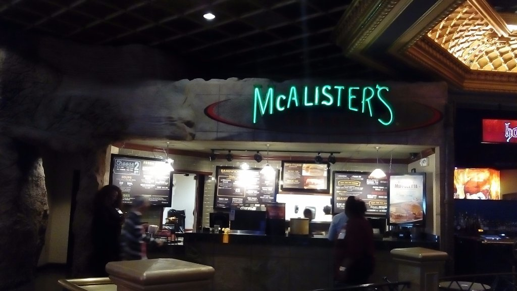 McAlister`s Select