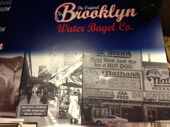 tde Original Brooklyn Water Bagel Company