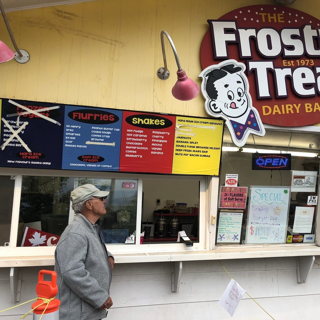 Frosty Treat Dairy Bar