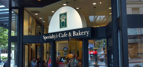 Specialty`s Cafe & Bakery